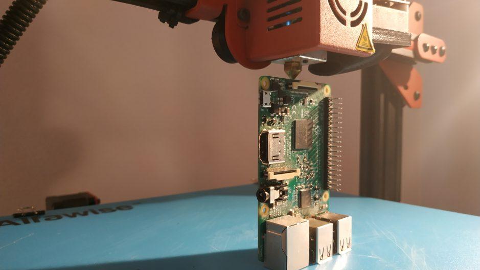 Impression 3D avec une Raspberry Pi